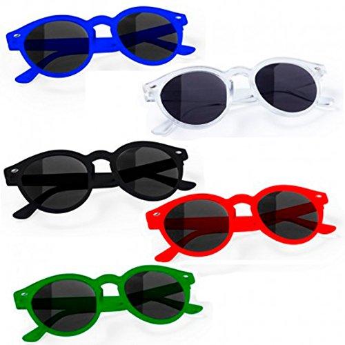 DISOK Lote de 25 Gafas de Sol Protección UV400 - Gafas de Sol Baratas Online, Fiestas, Promociones, Despedidas Soltero, Promociones Unisex, Mujeres