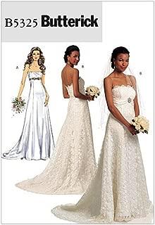 Best butterick wedding dress patterns Reviews