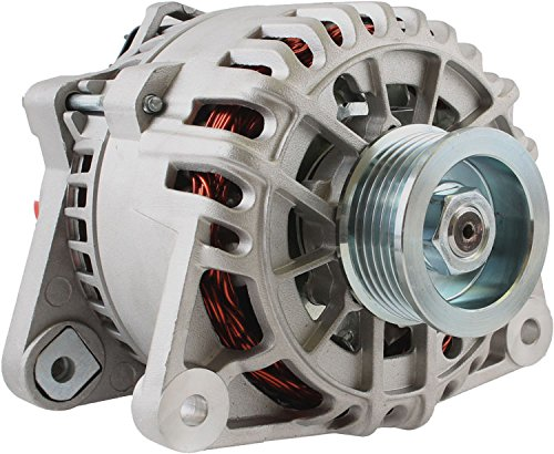 DB Electrical AFD0156 New Alternator 2.3L 2.3 Ford Ranger 07 08 09 2007 2008 2009, Mazda B Series Pickup Truck 09 2009 6L5T-10300-AA 6L5Z-10346-AA 119140 400-14128 1F70-18-300A GL-664 8518 DN