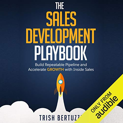The Sales Development Playbook audiobook cover art
