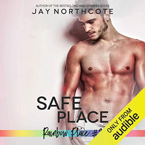 Safe Place audiobook cover art
