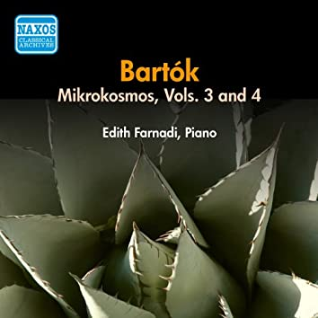Bartok: Mikrokosmos, Vols. 3 and 4 (Farnadi) (1956)