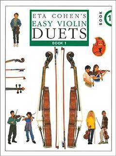 Easy Violin Duets - Book 1