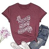Ew David Shirts for Women Funny Rose...