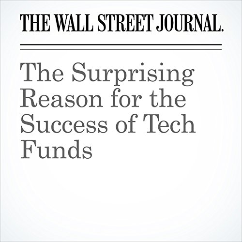 The Surprising Reason for the Success of Tech Funds copertina