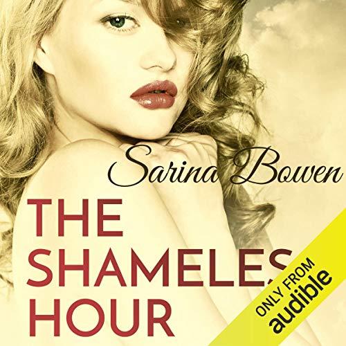 The Shameless Hour audiobook cover art