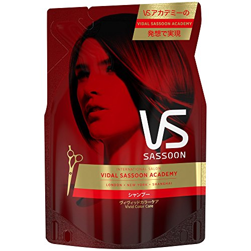 P&G Vidal Sassoon | Shampoo| Color Care Shampoo Refill 350ml (japan import)