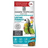 Tropican Aliment Granulés Extrudés Perroquet 820 g