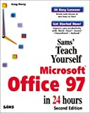 Sams Teach Yourself Microsoft Office 97 in 24 Hours (2nd Edition)