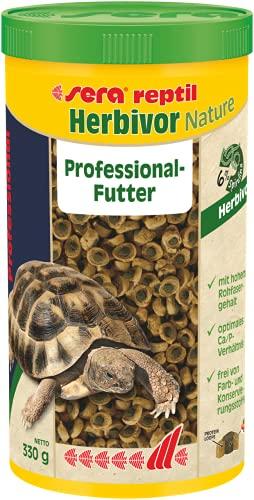 Sera Reptil Professional Herbivor, alimento profesional para reptiles 330 g 🔥