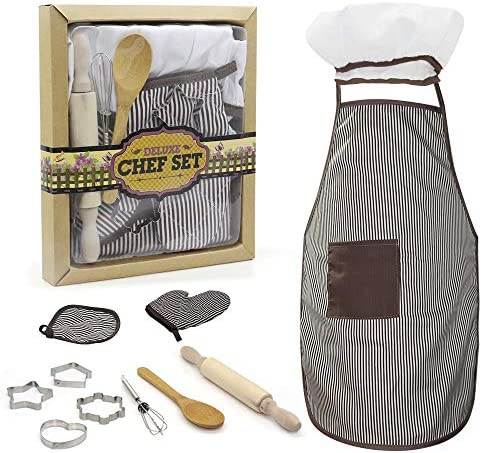 Child chef outfit _image3