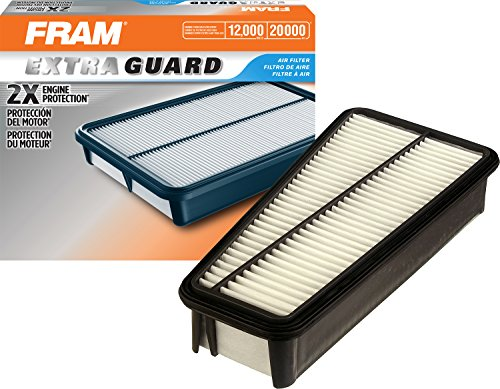 FRAM Extra Guard Air Filter, CA9683 for Select Toyota Vehicles