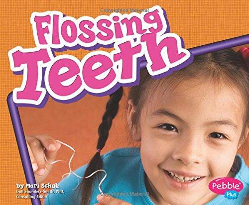 Flossing Teeth (Healthy Teeth)