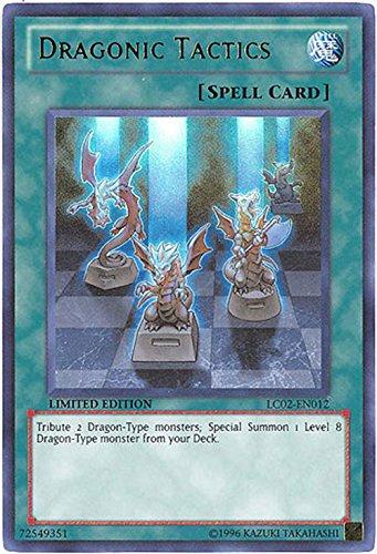YU-GI-OH! - Dragonic Tactics (LC02-EN012) - Legendary Collection 2 -...