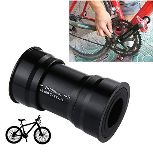 HQ's perfect store Équipement de vélo Le Support inférieur en Aluminium Mesure 86,5 mm et Convient au vélo de Montagne Shimano. Sûr et Pratique