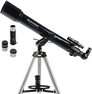 Celestron 21036 Powerseeker 70Az Telescope, Multi-Coloured