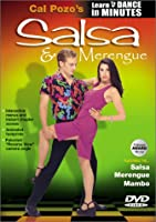 Learn to Dance in Minutes: Salsa & Merengue [DVD]