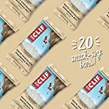 CLIF BAR - Mini Energy Bar - White Chocolate Macadamia Flavor - (0.99 Ounce Snack Bar, 20 Count)