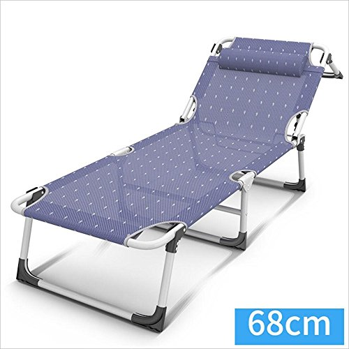 Chaises pliantes Xiaolin de déjeuner de Bureau de Chaise de déjeuner Chaise multifonctionnelle de Chaise Longue de fainéant de Plage (Couleur : 01)