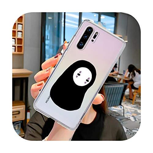 Carcasa para Huawei Mate 10 20 30 P8 P20 P30 P40 Honor 8 10 Lite 20 Pro cubierta de silicona-6679g-Mate 30