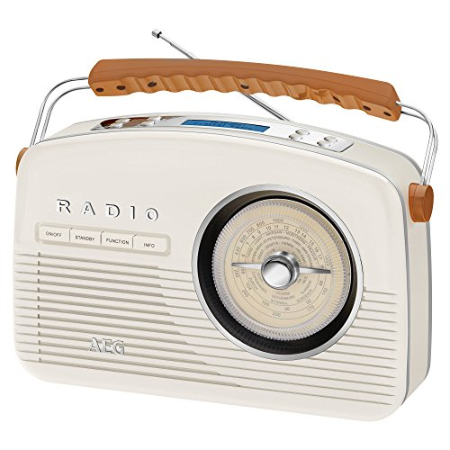 AEG Radio Retro Dab+ NDR 4146