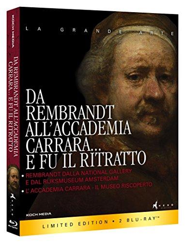 Da Rembrandt All'Accademia Carrara: E Fu Il Ritratto (2 Blu-Ray)