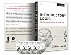 "4 DVDs, over 9 hours of instruction Teaching through ""B exams"" Smart board technology + multi-camera angles = CLEAR instruction Logic made easy by a master teacher, and produced by Roman Roads Media (known for high-quality video courses) Watch the tr..."