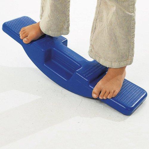 Gonge Wipp Walker 52x13x9,5cm Koordination Balance Gleichgewicht Parcours blau