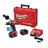 Best for DIY Projects - MILWAUKEE Fuel 1/2 Inch Drill Review
