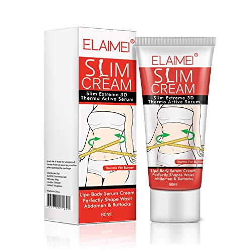 Hot Cream, Extreme Cellulite Slimming & Firming Cream $6.40 (60% Off with code)