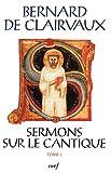 Sermons sur le Cantique - tome 3 (Sermons 33-50) (3)