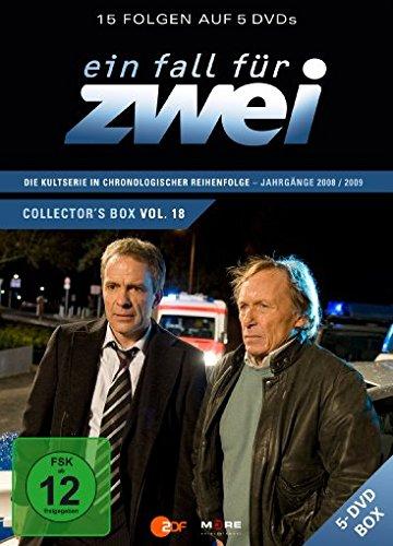 Ein Fall für Zwei - Collector's Box 18 [5 DVDs]