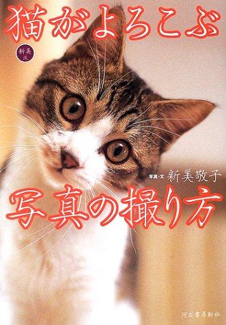 新美流 猫がよろこぶ写真の撮り方の詳細を見る