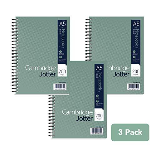 Cambridge Jotter, A5 Notebook, W...