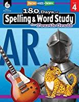180 Days of Spelling & Word Study for Fourth Grade (180 Days of Practice)