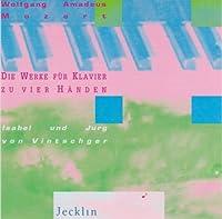 Piano Works For 4 Hands: I & J.von Wintschger