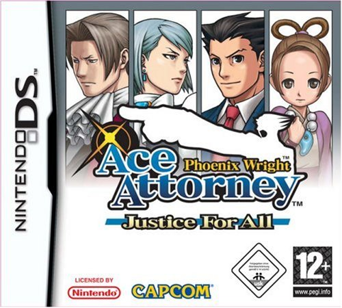 Ace Attorney Justice For All