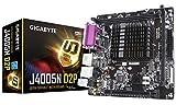 Gigabyte J4005N D2P - Placa Base (DDR4-SDRAM, DIMM, 2133,2400 MHz, Dual, 16 GB, Intel)