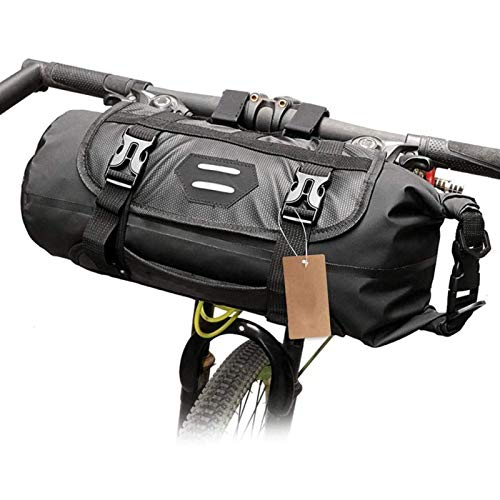 ANXIANG Bicycle Carrier Bag, Bicycle Shelf 13L Waterproof Bicycle Rack Back seat Baggage Bag Road Bicycle Rack Suitcase Suitcase Bag