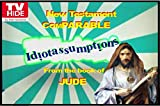 Id!otassumptions: ComPARABLES (TV HIDE COMPARABLES) (English Edition)