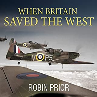 When Britain Saved the West cover art
