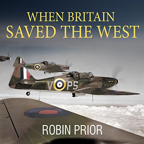 When Britain Saved the West audiobook cover art