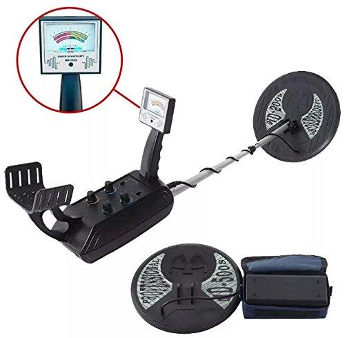 Just Home Detector De Metales 3.5mts Profundidad Profesional Tesoros Cazador de tesoros Monedas