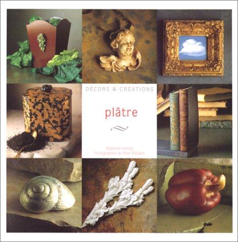 Décors et créations : plâtre