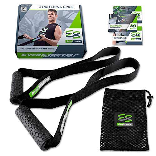bester Test von harnrohren dehnung Hochwertige Ausrüstung EverStretch elastische Manschetten für Sportler.  Ziehen Sie den Gurt…