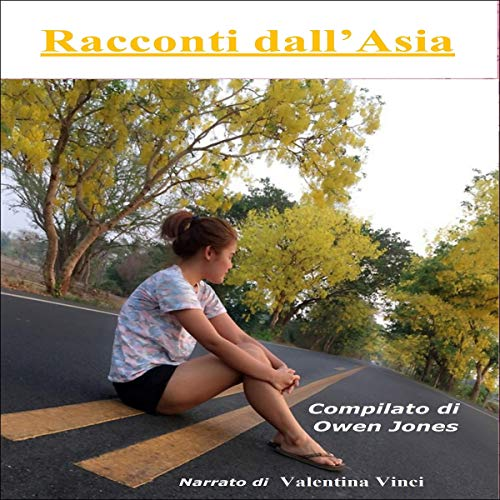 『Racconti dall'Asia [Stories from Asia]』のカバーアート