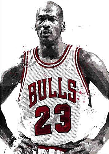 póster baloncesto fabricante General ART