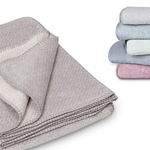 Biologische katoenen deken voor baby's - MADE IN GERMANY - TOG-waarde 1,8 - 70x100cm