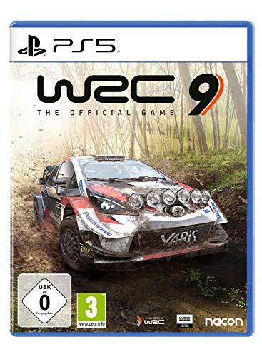 WRC 9 (PS5) [Español, inglés, italiano, francés, alemán]