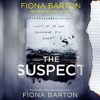 The Suspect cover art